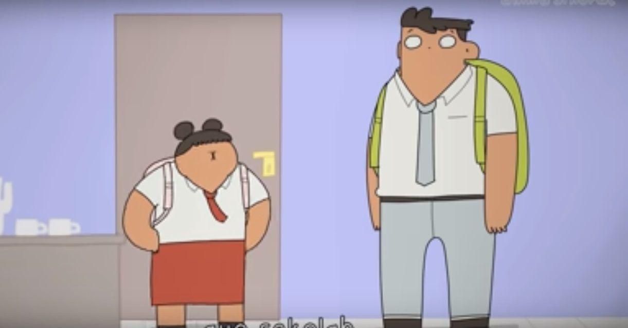 53 Koleksi Gambar Animasi Kartun Ngakak HD Terbaru