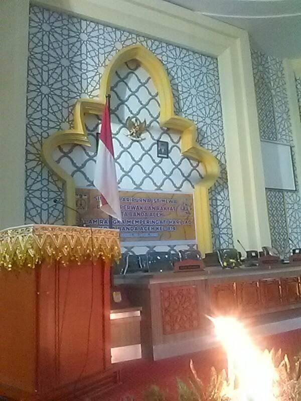 Hut Kota Banda Aceh Ke 814 Tahun Halaman 1 Kompasiana Com