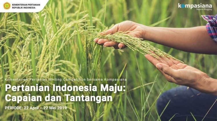 Yuk Berbagi Pikiran untuk Pertanian Indonesia Maju!