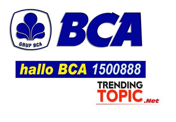 Call Center Bca Bebas Pulsa Kompasiana Com