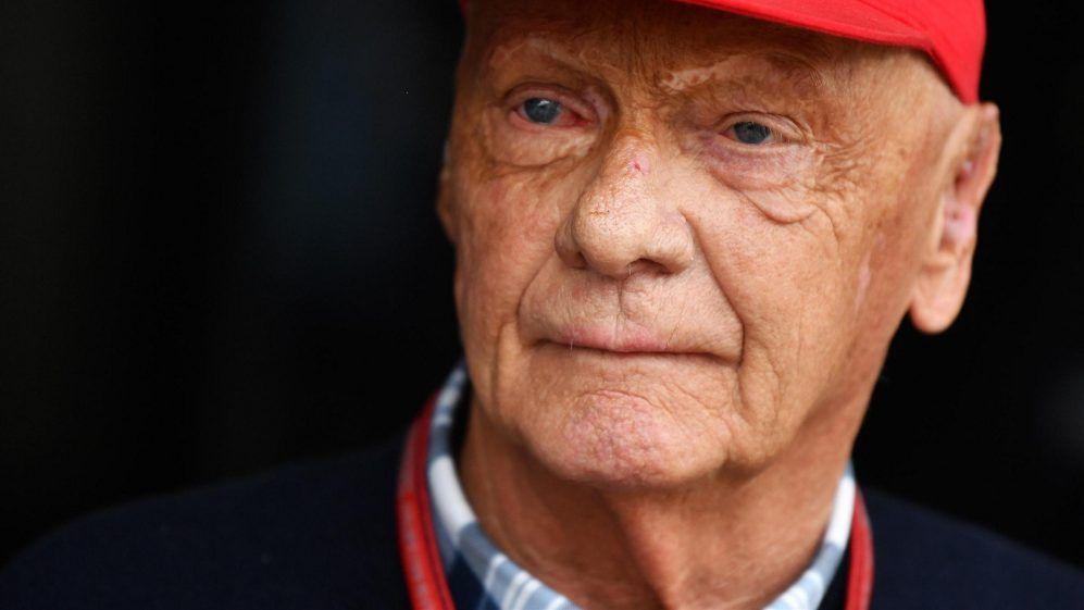 Niki Lauda Sang Juara Dunia 3 Kali F1 Meninggal Dunia