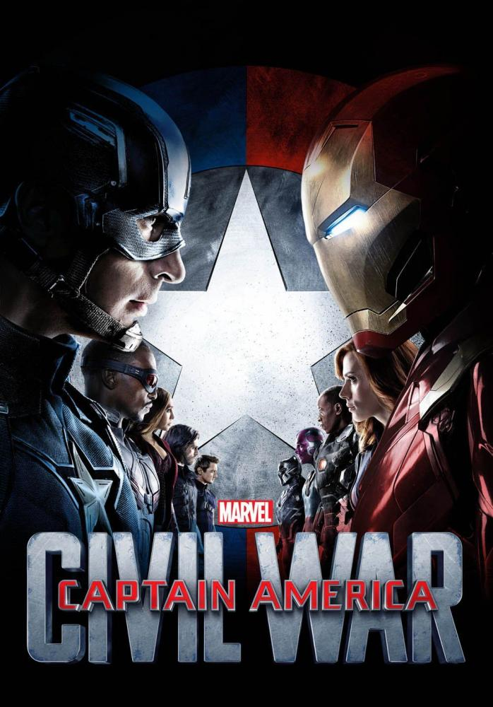Resensi Film Captain America: Civil War (2016) - Kompasiana.com