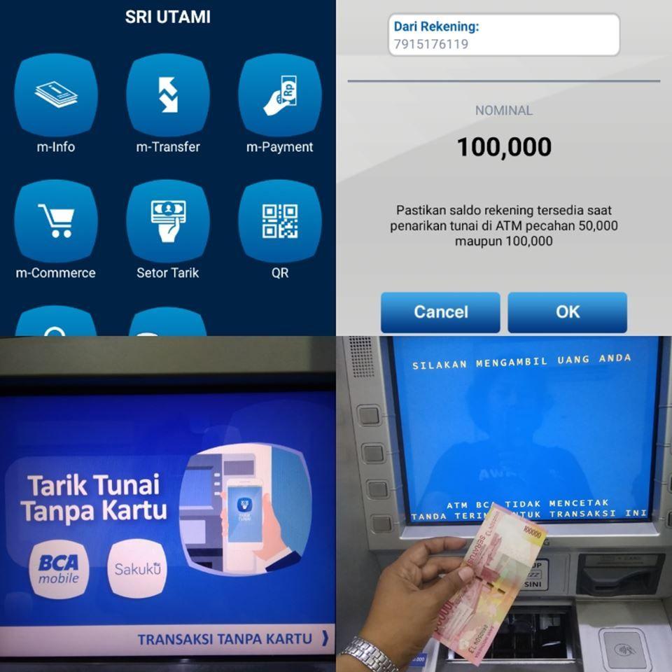 Batas Limit Tarik Tunai BCA Di ATM Berdasarkan Jenis Kartu Debit BCA
