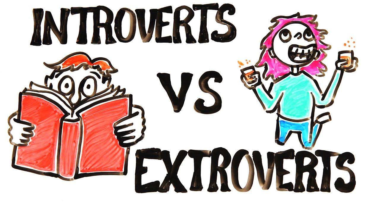 ekstrovert izlazi s introvertnim buzzfeedom profit web mjesta za pronalaženje