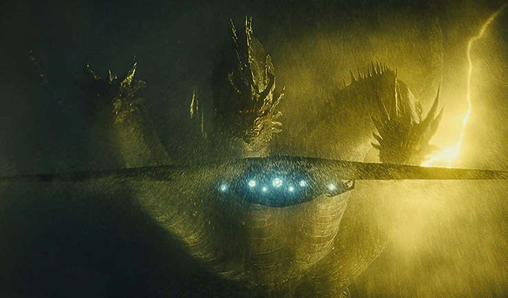 Kebangkitan Para Kaiju Godzilla King Of The Monsters 2019 Kompasiana Com
