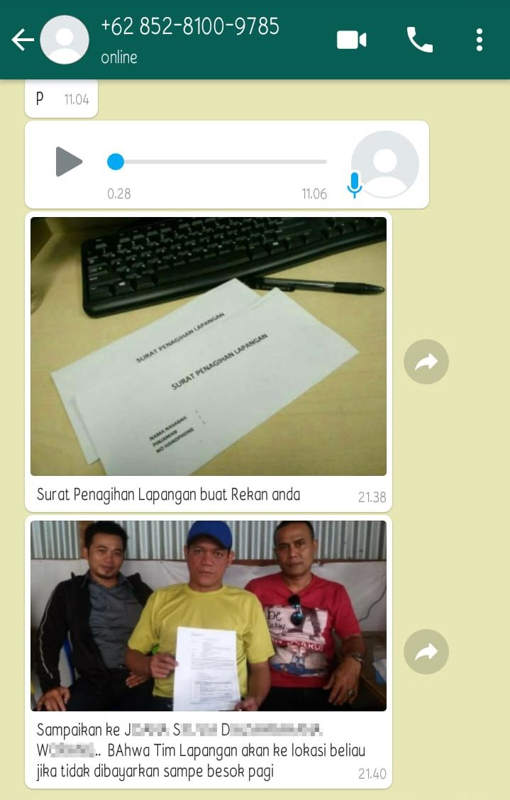 Jerat Pinjaman Online Halaman all - Kompasiana com