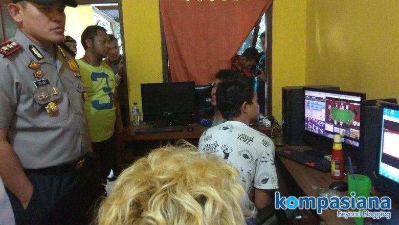 Karena Judi Online Situs Pkv Games 4 Remaja Ditangkap Kompasiana Com