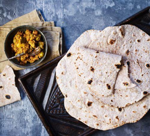 Mengenal Jenis Roti Di India Halaman All Kompasiana Com
