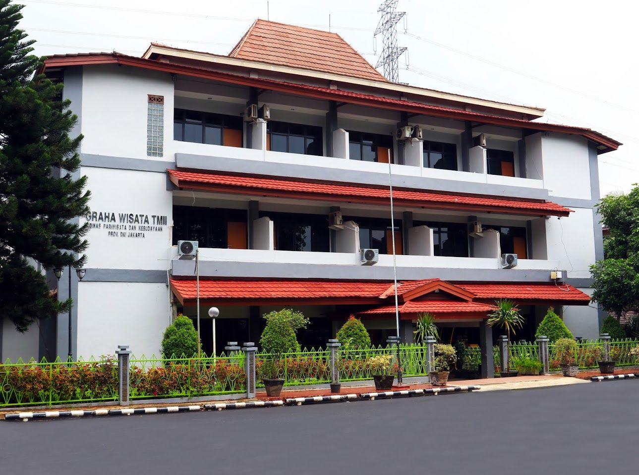 Pesona Graha Wisata Taman Mini Indonesia Indah Halaman all