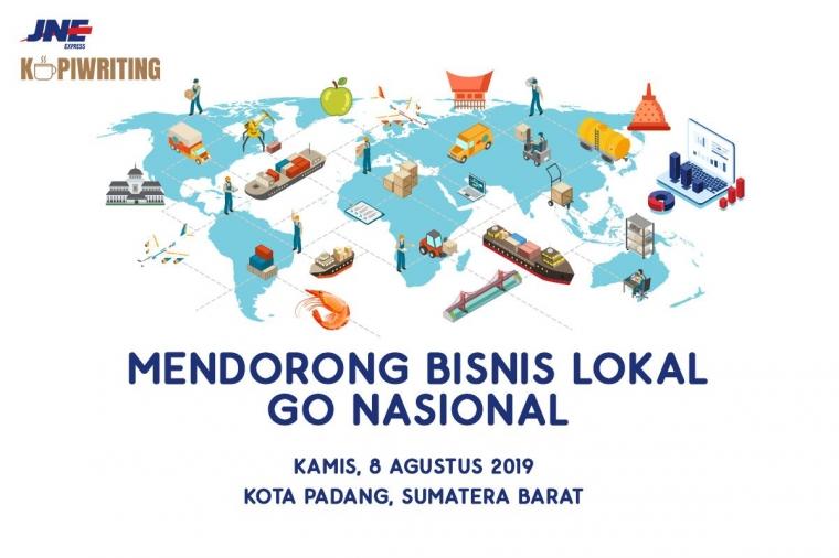 Cari Tahu Cara JNE Dorong UMKM di Padang untuk Tembus Pasar Nasional!