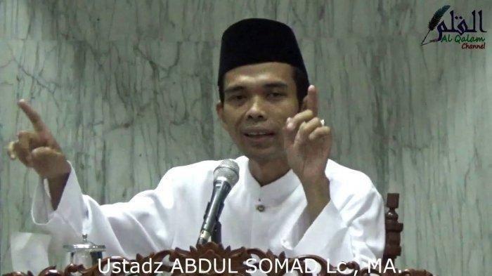 Polemik Perkataan Ustaz Abdul Somad yang Viral di Media ...