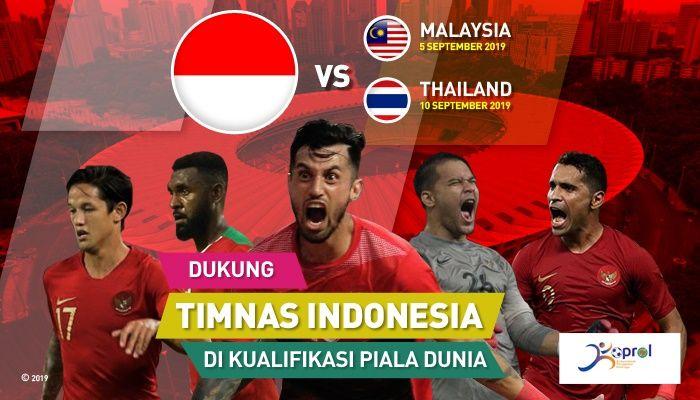 Dukung Timnas Indonesia Di Kualifikasi Piala Dunia Rebut Hadiah Tiket Nonton Di Gbk Halaman All Kompasiana Com