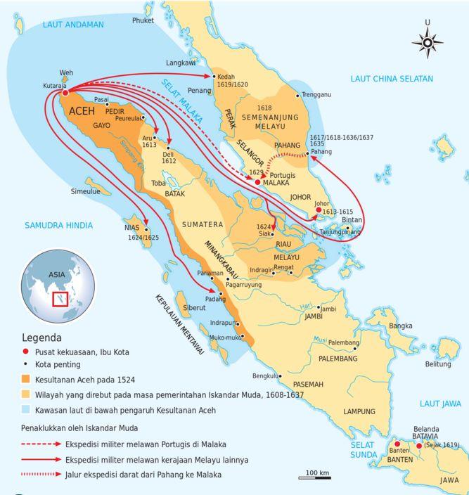 Kesultanan Aceh Kesultanan Yang Tidak Terkalahkan Halaman 1