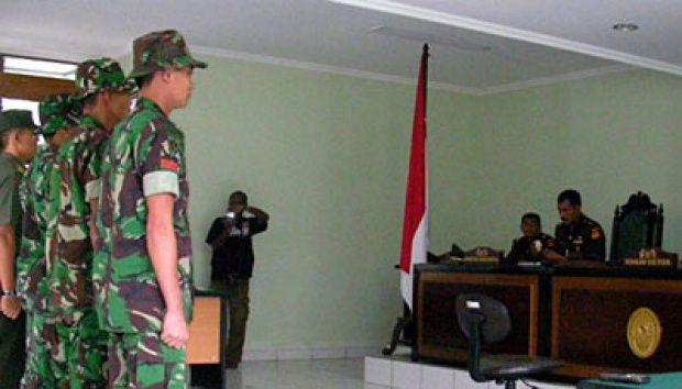 Hukum Pidana Militer Bagian I Halaman All Kompasiana Com