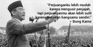 Demo Mahasiswa Ingat Mutiara Kata Bung Karno Halaman All