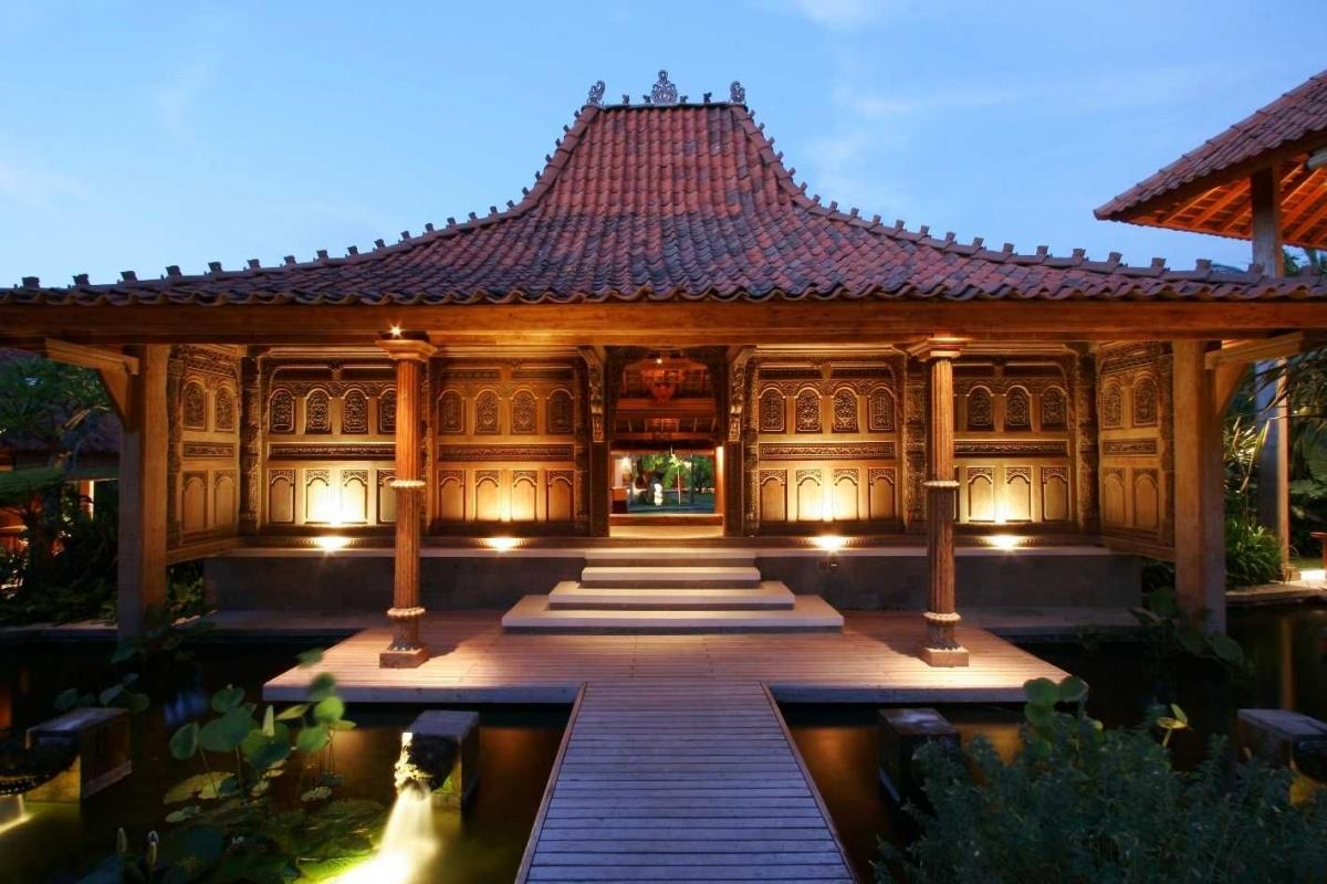 Rumah Adat Joglo Rumah Adat Di Jawa Tengah Yang Sudah