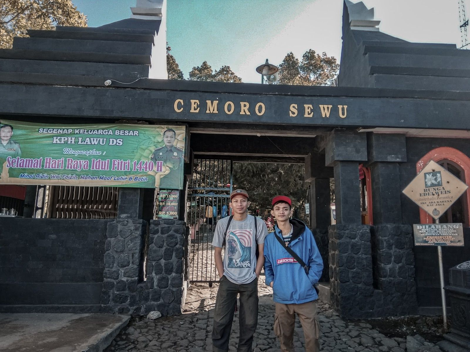Pendakian Gunung Lawu Via Cemoro Sewu Kompasiana Com