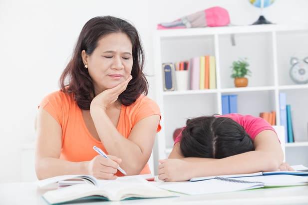 Mengapa Saat Mendampingi Anak Belajar Kita Lebih Rentan Tersulut Emosi Halaman All Kompasiana Com