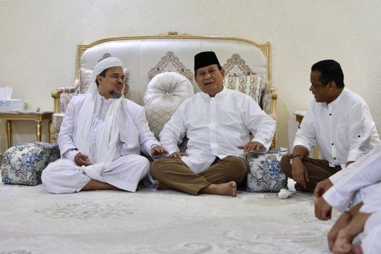Pria 74 Tahun Meninggal Saat Menunggu Kepulangan Habib Rizieq Shihab