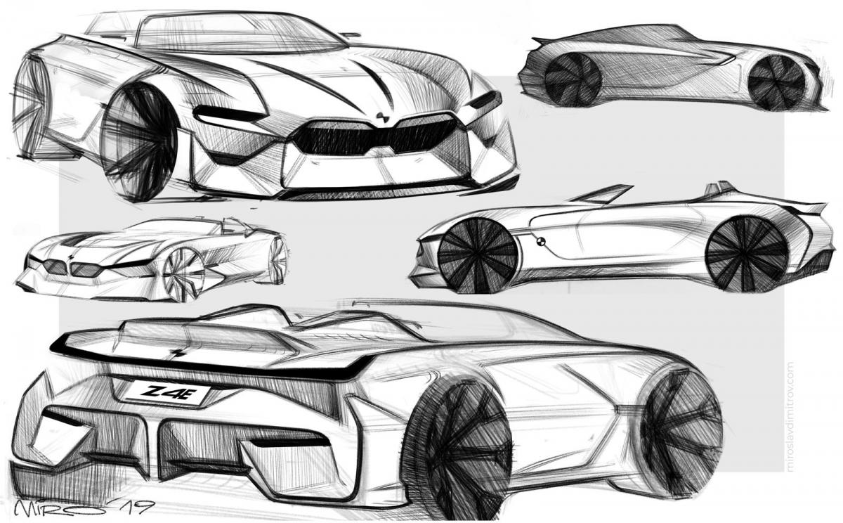 bmw z4 electric design sketch 5de68319d541df24e82feec2