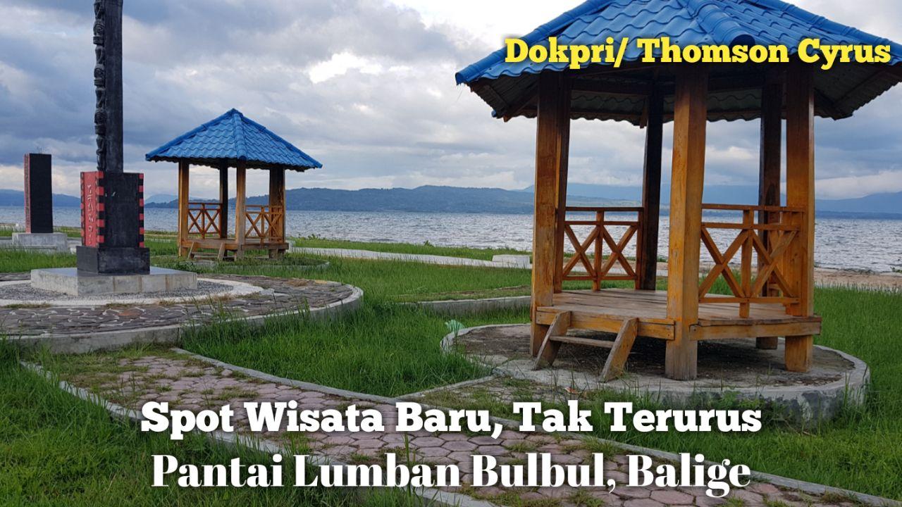Fasilitas Umum untuk Wisata di Balige, Danau Toba Baru Dibangun