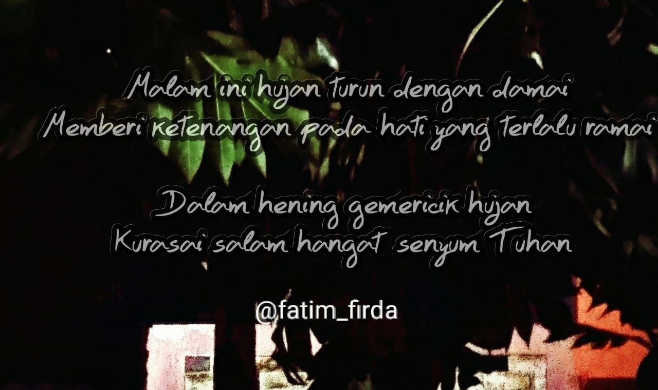 Tips Menulis Puisi Dariku Halaman All Kompasiana Com