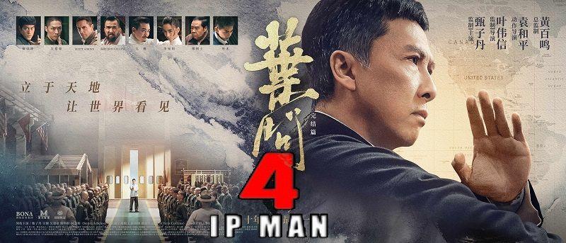 Hasil gambar untuk Ip Man 4 The Finale film