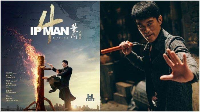 """Ip Man 4: The Finale"""", Kisah Awal Wing Chun Menaklukkan Amerika Halaman all  - Kompasiana.com"""