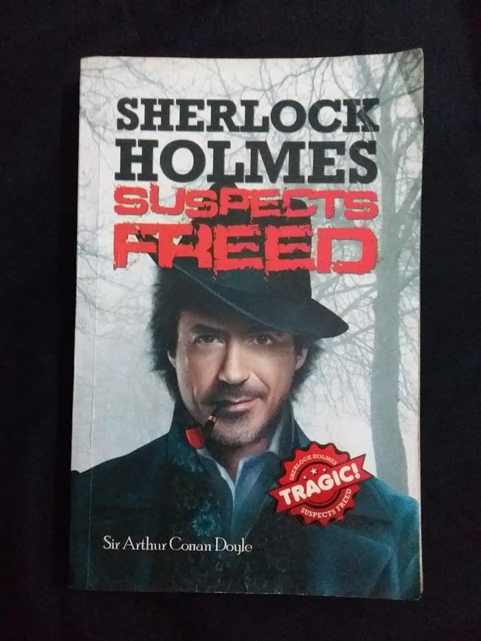 Novel sherlock holmes dalam bahasa indonesia tentang