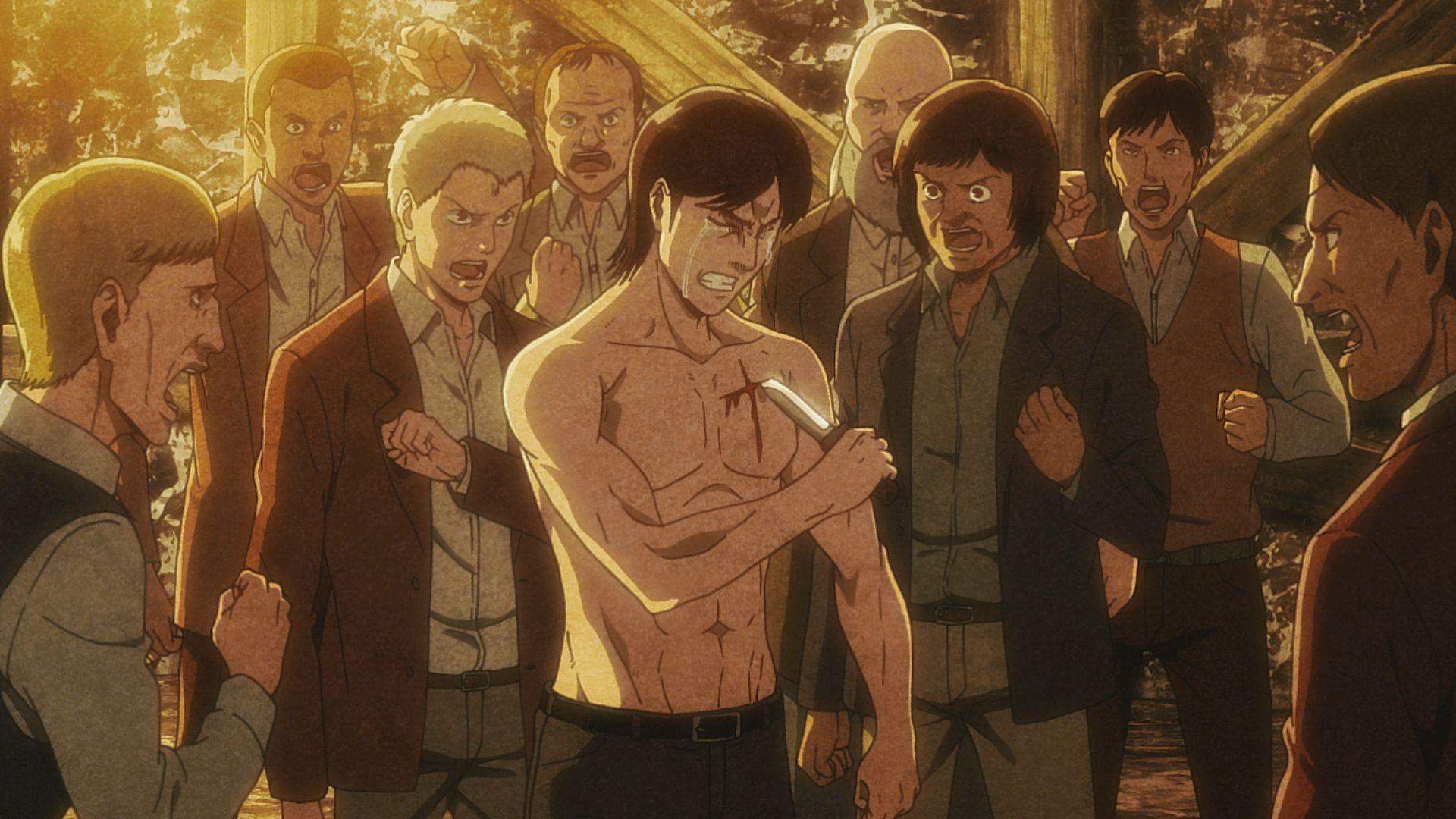 Attack On Titan Manga Jepang Prasangka Dan Isu Kelompok Halaman All Kompasiana Com