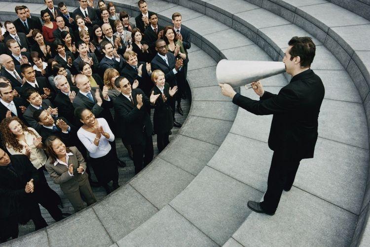 Public Speaking Yang Hebat Dan Membuat Peserta Fokus