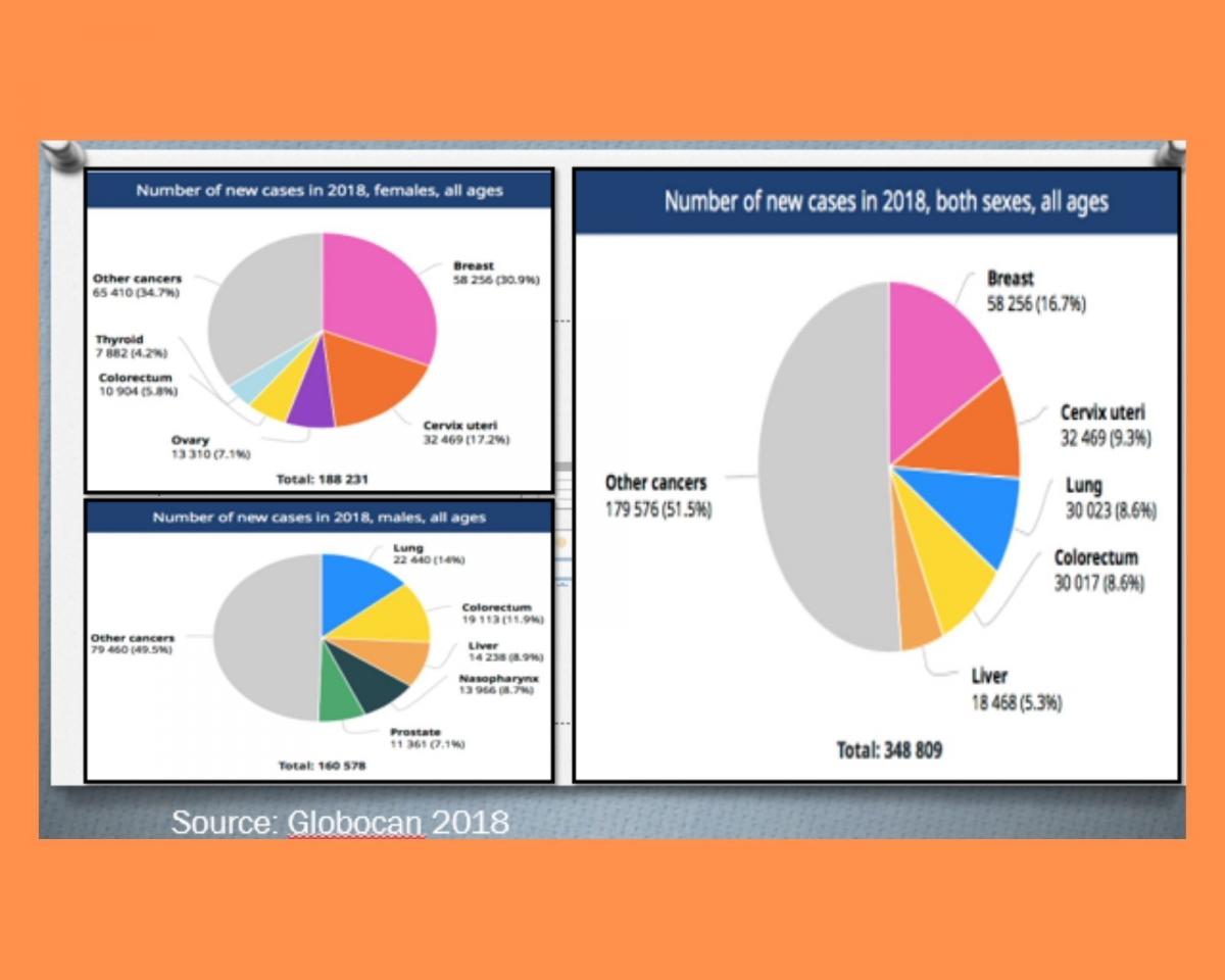 Hari Kanker Sedunia 2020, Fakta dan Data Kanker Halaman 1 ...