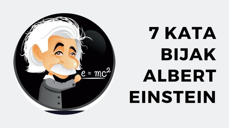 7 Kata Bijak Albert Einstein Tentang Kreativitas Yang Patut Kita Renungkan Halaman 1 Kompasiana Com