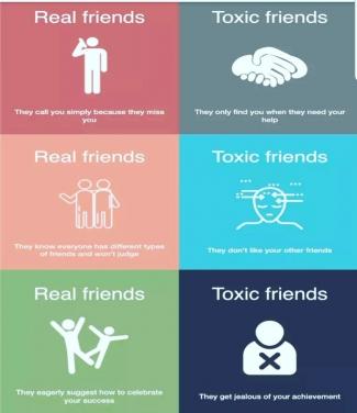 Perlunya Menghindari Toxic Friend - Kompasiana.com