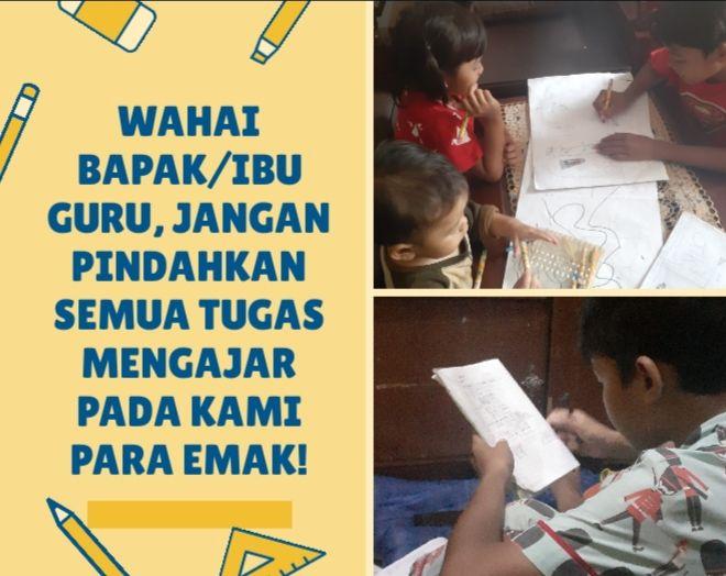 Wahai Guru, Jangan Pindahkan Semua Tugas Mengajar pada Kami Para ...