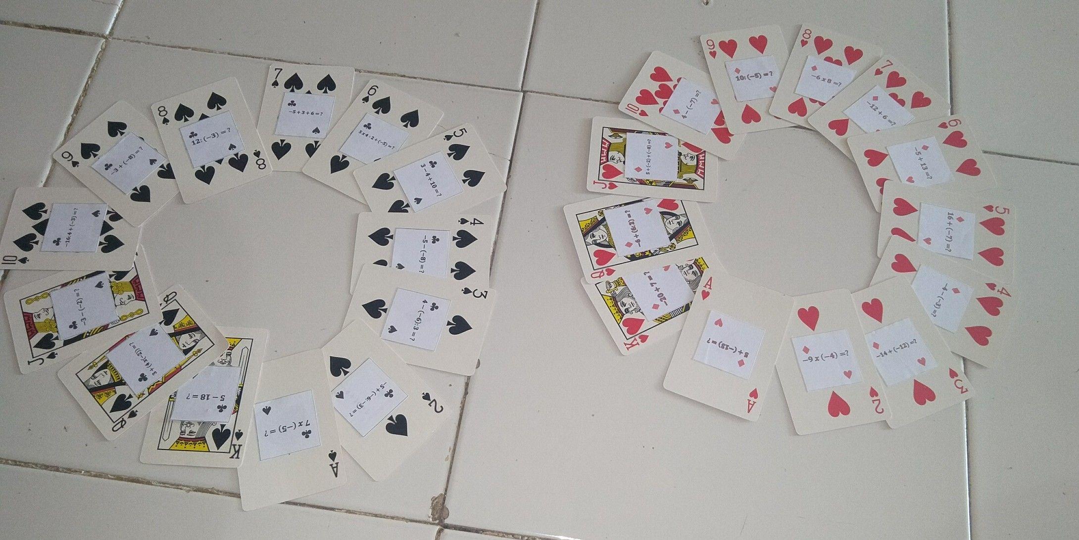 "Bermain Sambil Belajar Matematika dengan Permainan ""KARMA"" (Kartu Remi  Matematika) Halaman all - Kompasiana.com"
