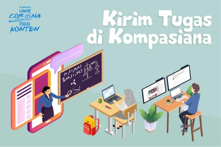 Tantangan Bikin Konten kepada para Pelajar dan Mahasiswa Se-Indonesia!