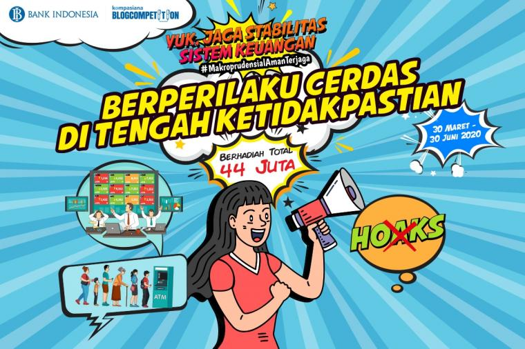 [UPDATE] Blog Competition Bank Indonesia Periode 1 Diperpanjang!