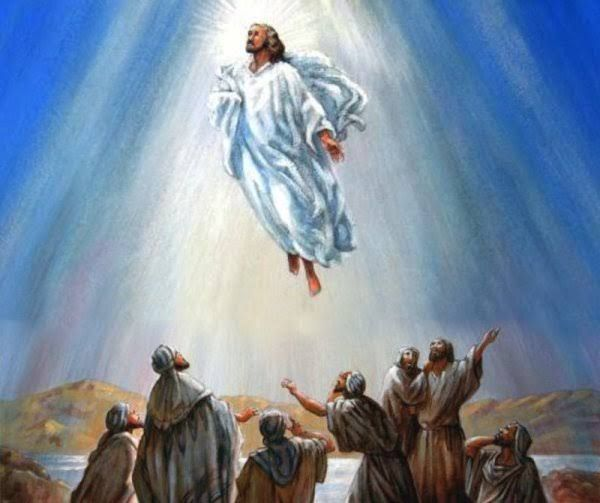 Yesus Naik Ke Surga Covid 19 Turun Ke Bumi Halaman All Kompasiana Com