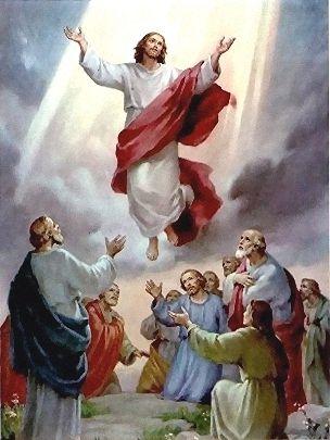 Yesus Naik Ke Surga Hari Raya Kenaikan Kristus Halaman 1 Kompasiana Com