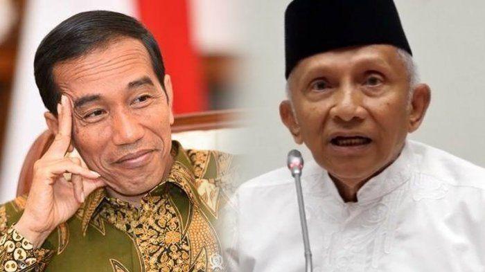 Apa Motivasi Amien Rais Membahas Soal Mundurnya Jokowi? Halaman ...