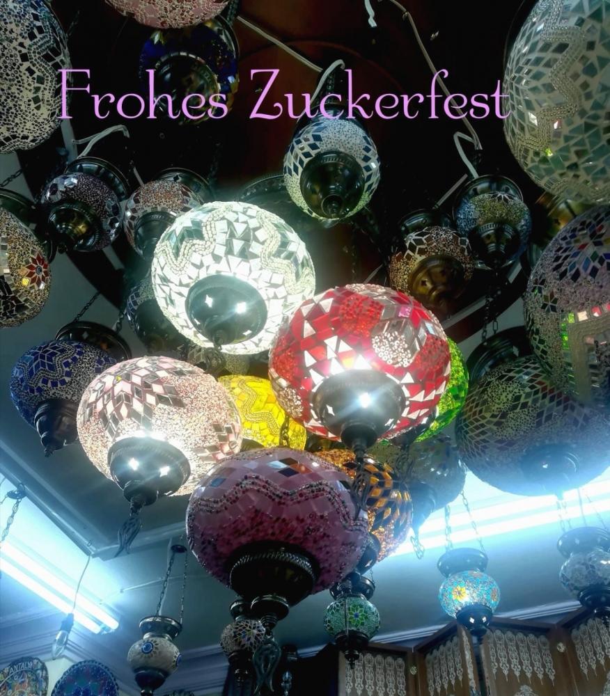 Zuckerfest, Idul Fitri Yang Dikenal Di Jerman Halaman 1