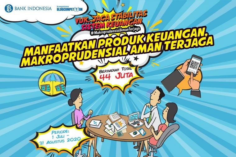 Nulis Tentang Manfaatkan Produk Keuangan, Raih Hadiah Total 44 Juta Rupiah!