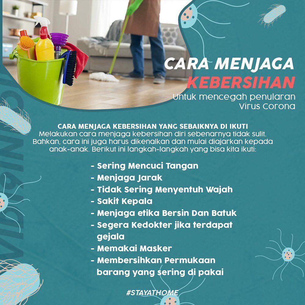 Tips Penting Menjaga Kebersihan di Masa Pandemi Covid-19 ...