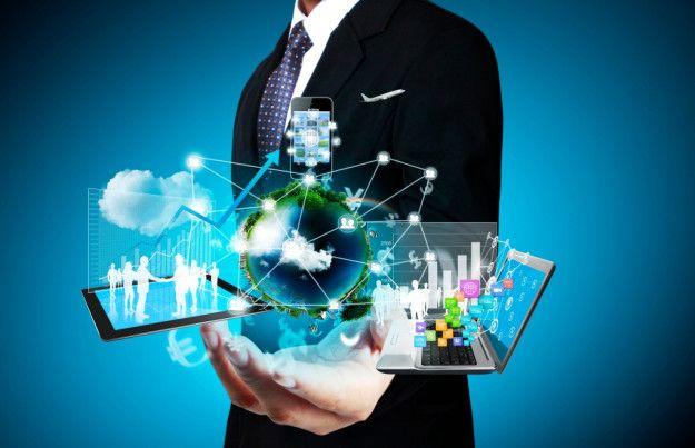 Peran Teknologi Informasi Dalam Bidang Komunikasi Dan Bisnis