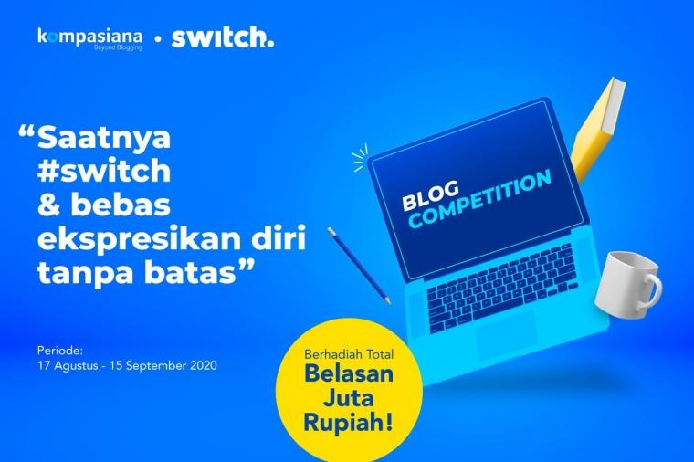 Tulis tentang Aktivitas Digitalmu, Menangkan Hadiah Belasan Juta Rupiah!