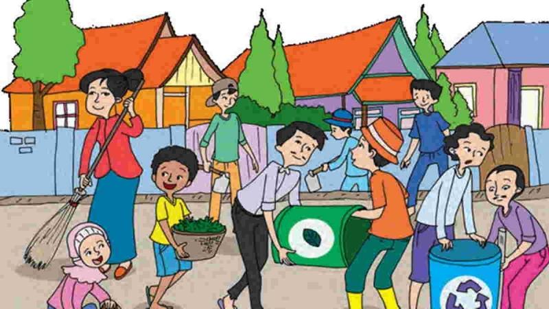 12 Cara Menjaga Kebersihan Lingkungan Halaman 1 Kompasiana Com
