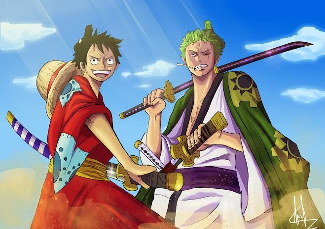 One Piece 988 Ternyata Zoro Yang Akan Menghadapi Big Mom Kompasiana Com
