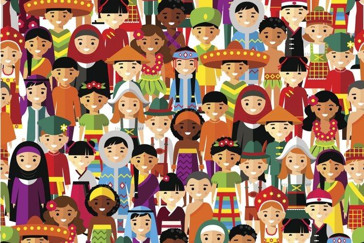 Keberagaman Masyarakat Indonesia Bukan Penghalang Melainkan Pemersatu Bangsa Halaman All Kompasiana Com