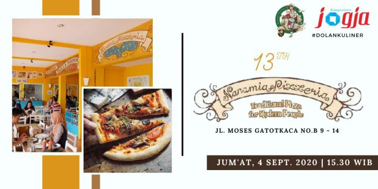 """[KJOG] Merayakan 13 Tahun Nanamia Pizzeria, Upgrade """"Rasa"""" dan """"Asa"""""""
